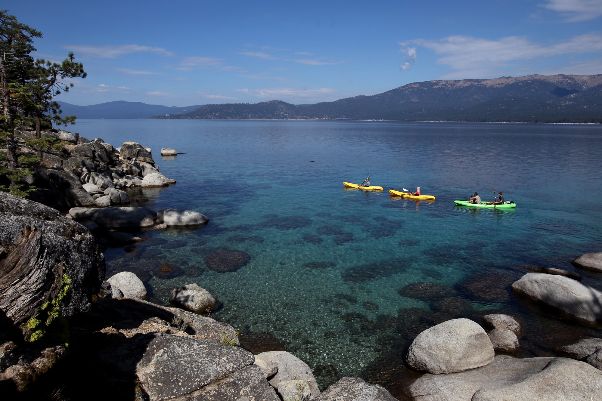 Tahoe Paddleboards