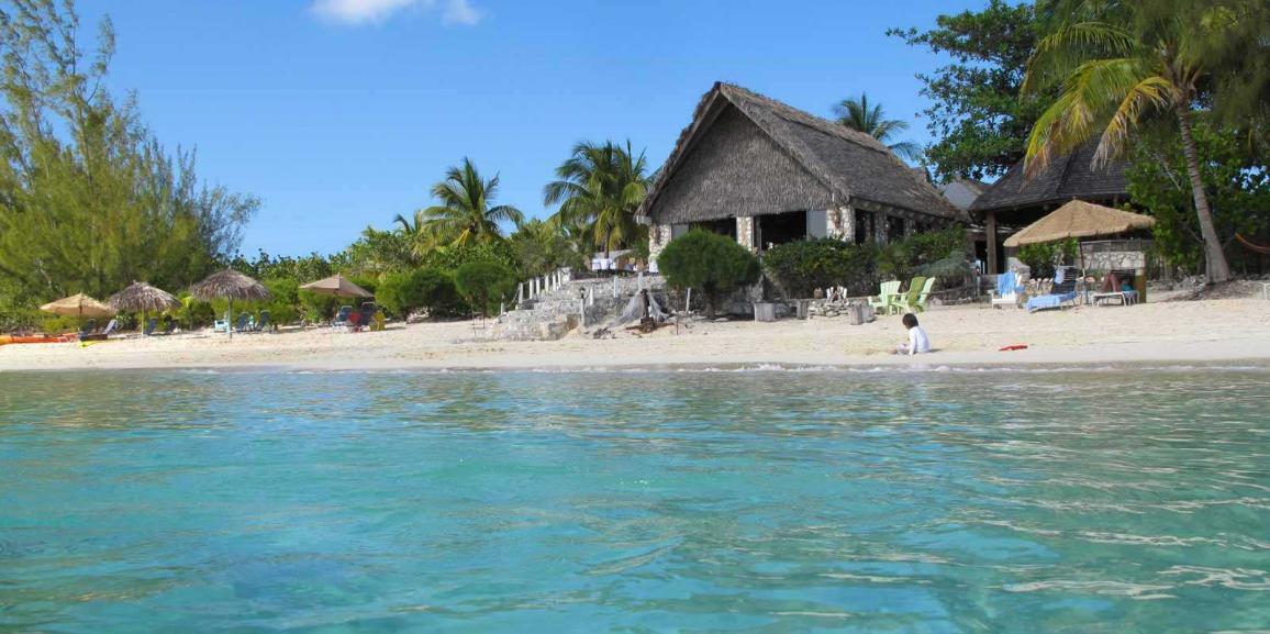 Bahamas i vinter?