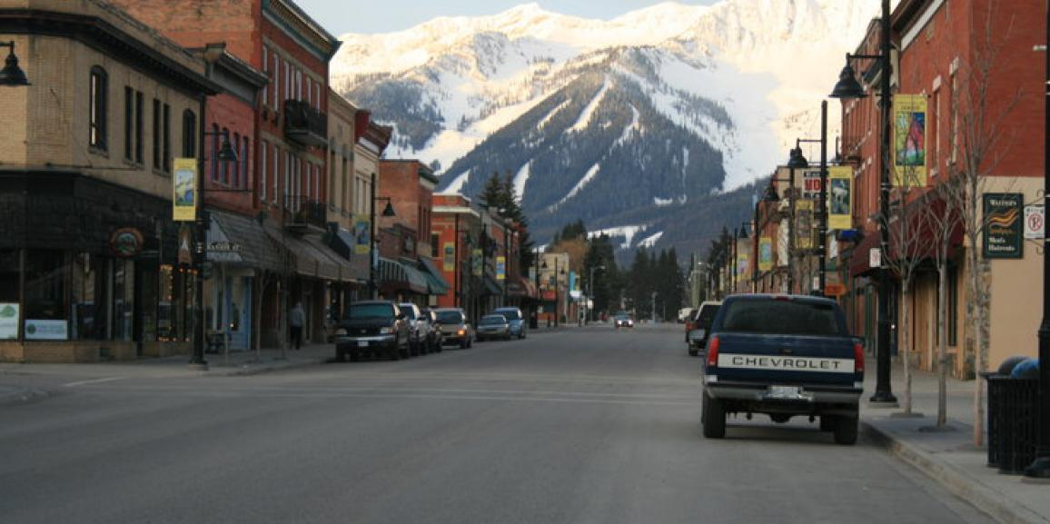 Fernie, British Columbia
