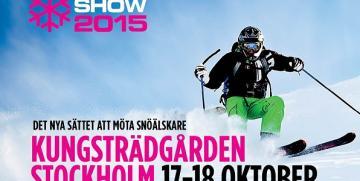 Ses vi på Wintershow i Stockholm i oktober?
